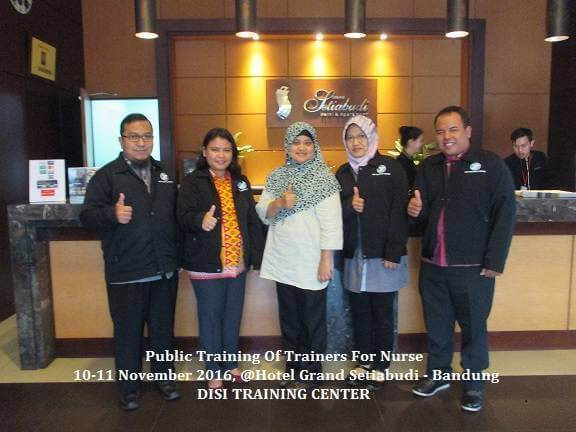 Training Of Trainers For Nurse