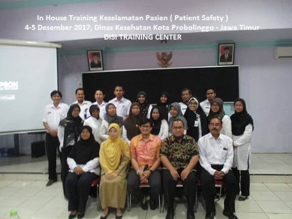 Training Patient Safety - Keselamatan Pasien