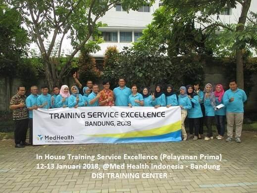 Training Manajemen DIKLAT Rumah Sakit