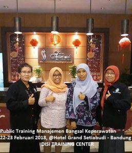 Training Manajemen Bangsal Keperawatan