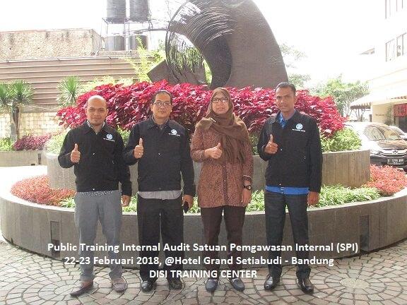 Training Internal Audit Satuan Pengawasan Internal (SPI) Rumah Sakit