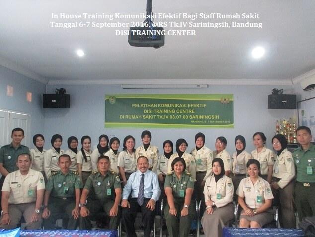 Training Komunikasi Efektif Bagi Staff Rumah Sakit