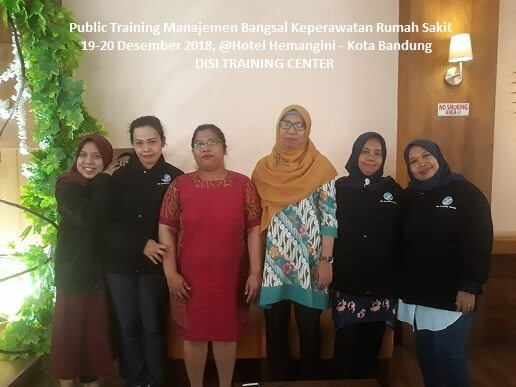 Training Manajemen Bangsal