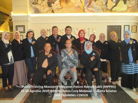 Training Manajer Pelayanan Pasien Rumah Sakit (Case Manager)